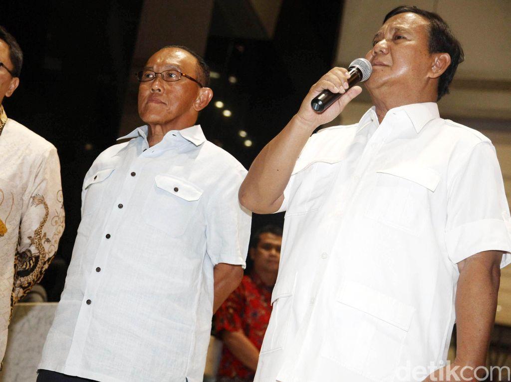 Gerindra Anggap KMP Tamat, Ical: KMP Tidak Bubar