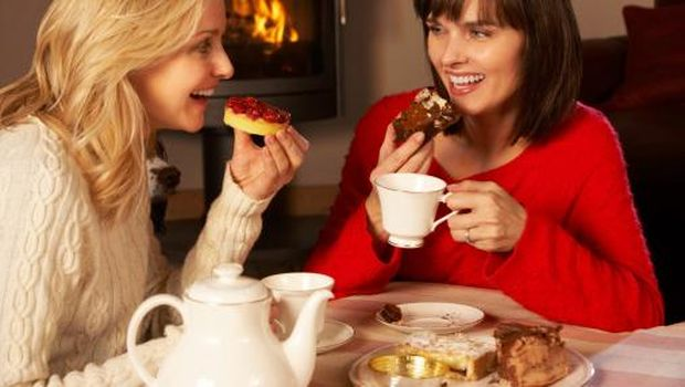Kebanyakan makan makanan manis juga bikin jantung dag dig dug.