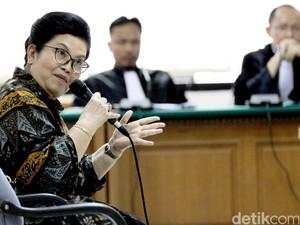 Siti Fadilah Jelaskan Penunjukan Langsung di Proyek Alkes Rp 15 M