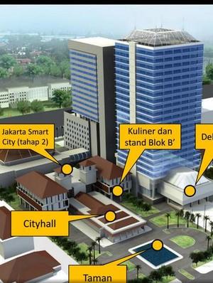 Wisata di Balai Kota, Jangan Lupa Coba Masakan Khas Indonesia
