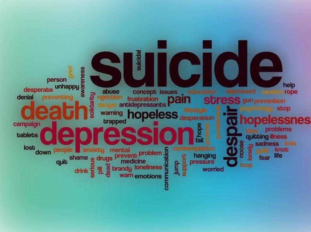 Ada Teman Curhat Ingin Bunuh Diri? Catat, Ini Saran Dokter Jiwa