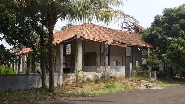 Rumah Mak Lampir Istri Pejabat VOC di Depok dan Gempa Gunung Salak