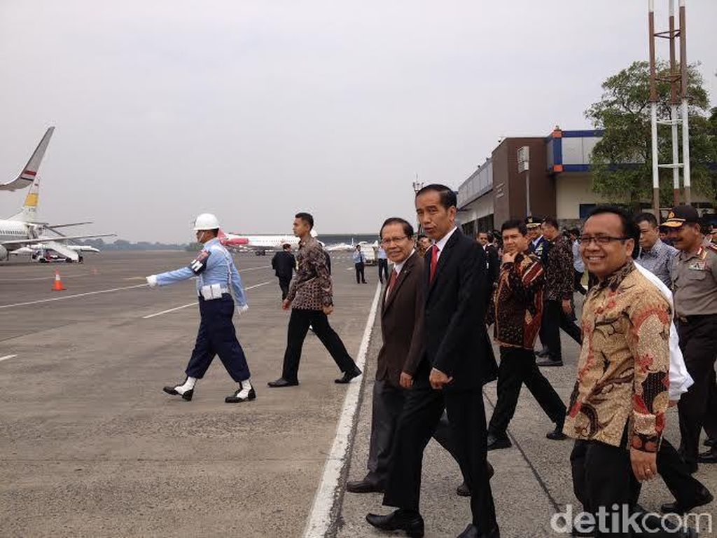 Kunjungan ke Timur Tengah, Presiden Jokowi Tak Ditemani Ibu Negara