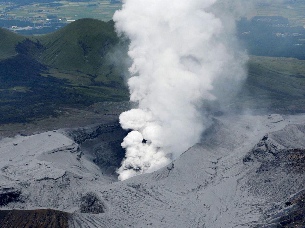Begini Akibat Posisi Geologi Jepang Terletak di Ring of Fire