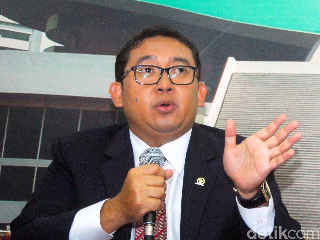 Fadli Zon Siap Jika Ditunjuk Jadi Wakil Ketua DPR Lagi