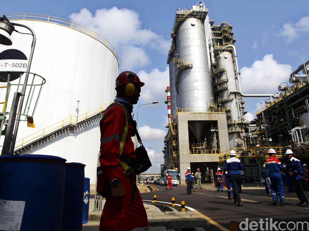 Punya Produk Petrokimia, Pertamina Mau Bikin Pabrik Obat