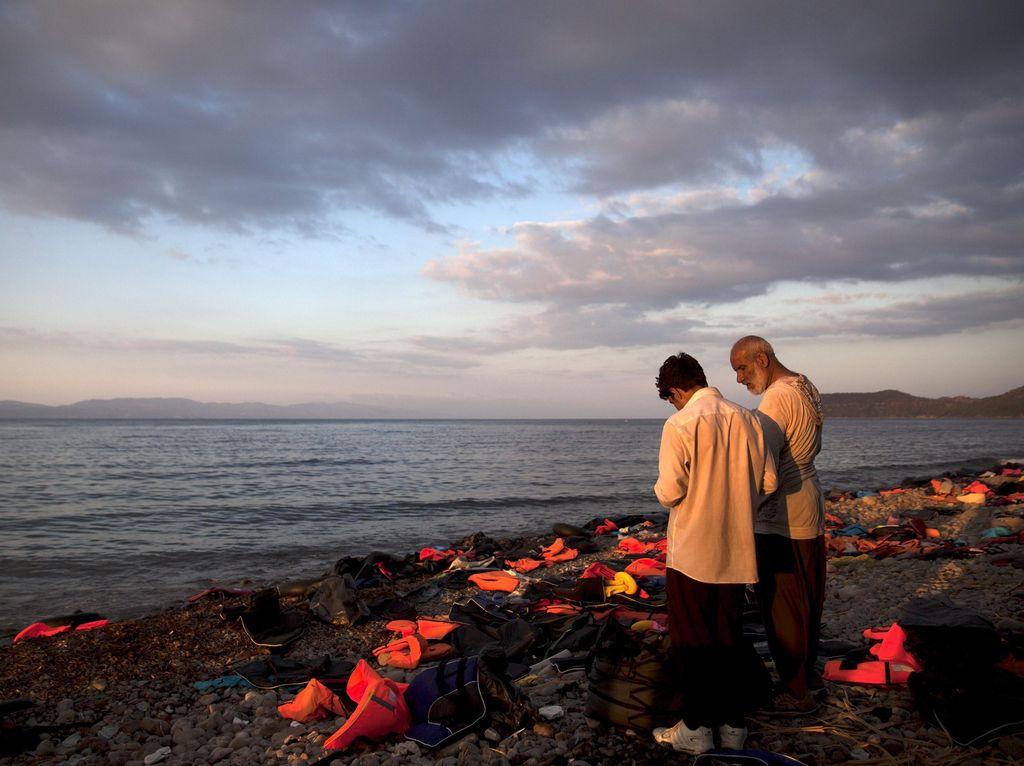 4 Wanita dan 1 Anak Migran Tewas Tenggelam Saat Menyeberang ke Yunani