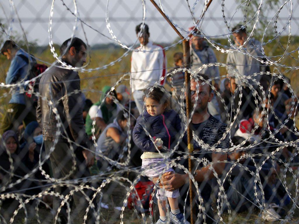 Musim Dingin, Kanada Berhenti Terima Pengungsi Suriah