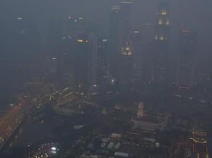 KBRI Singapura Banyak Terima Keluhan Soal Kabut Asap