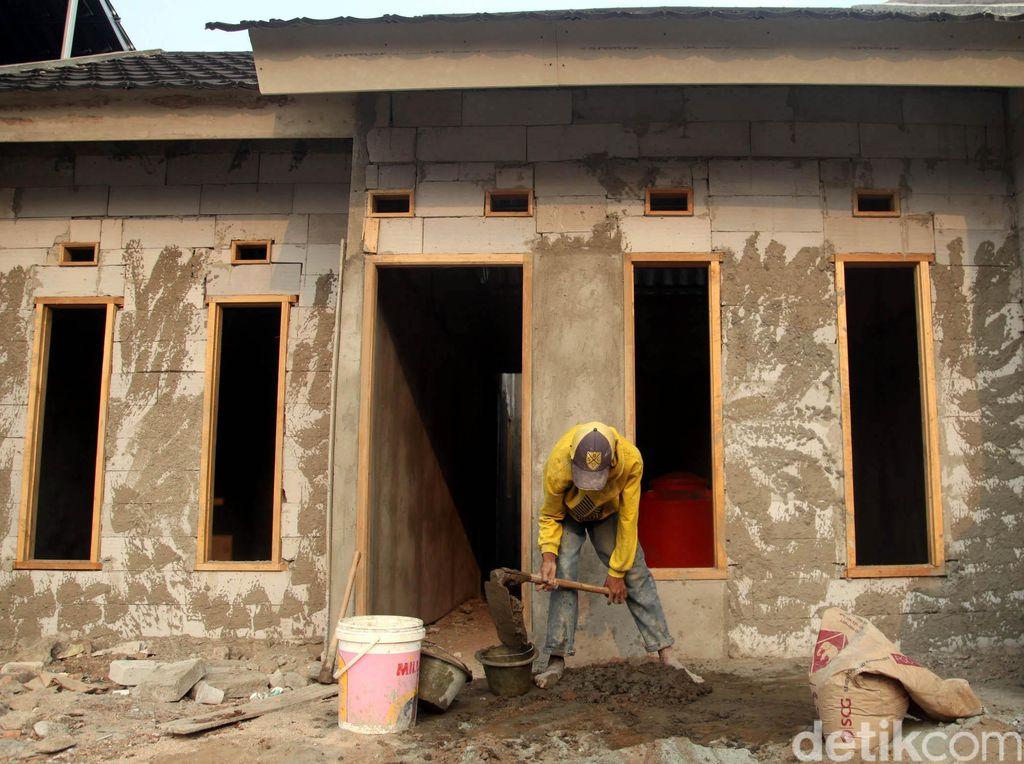 Izin-izin Penghambat Program Sejuta Rumah Terus Dipangkas Jokowi