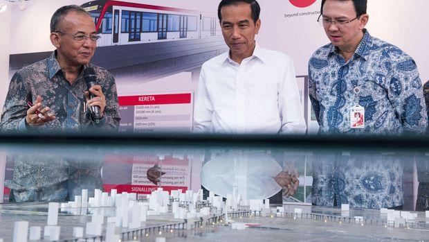 Romarhumuziy Ingin Ahok Tak Dilibatkan di Tim Jokowi