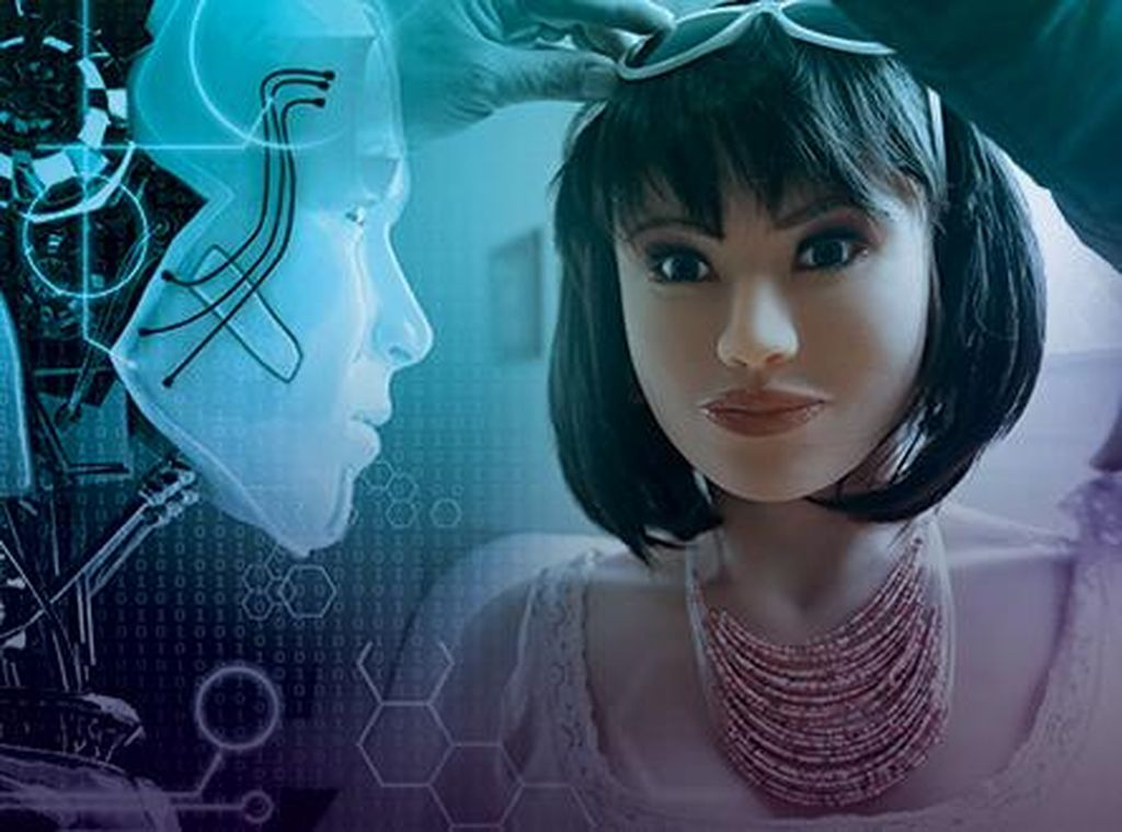 Aktivis Kampanyekan Larang Pengembangan Robot untuk Seks