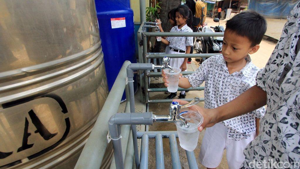 43 Tahun Mangkrak, Proyek Air Minum Umbulan Akhirnya Dibangun