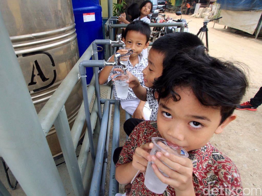 PAM Jaya Tunggu Keputusan Anies soal Setop Swastanisasi Air Bersih