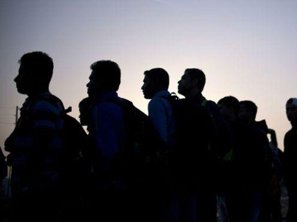 Perbatasan Dibuka, 28 Ribu Pengungsi di Yordania Pulang ke Suriah