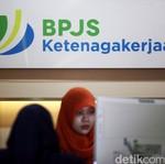 Peserta Aktif BPJS Ketenagakerjaan Capai 103% dari Target