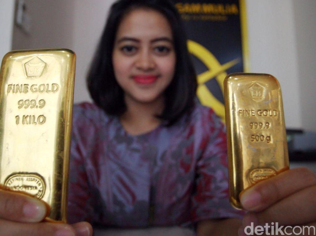 Tips Manfaatkan Tingginya Harga Emas Biar Raup Banyak Cuan