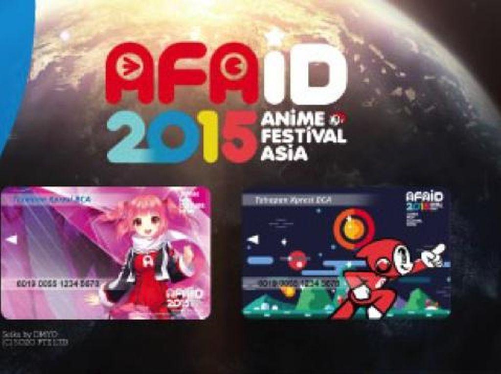 Mau Dapat Tiket AFAID 2015 dan Jakarta Comic Con Gratis? Ini Caranya