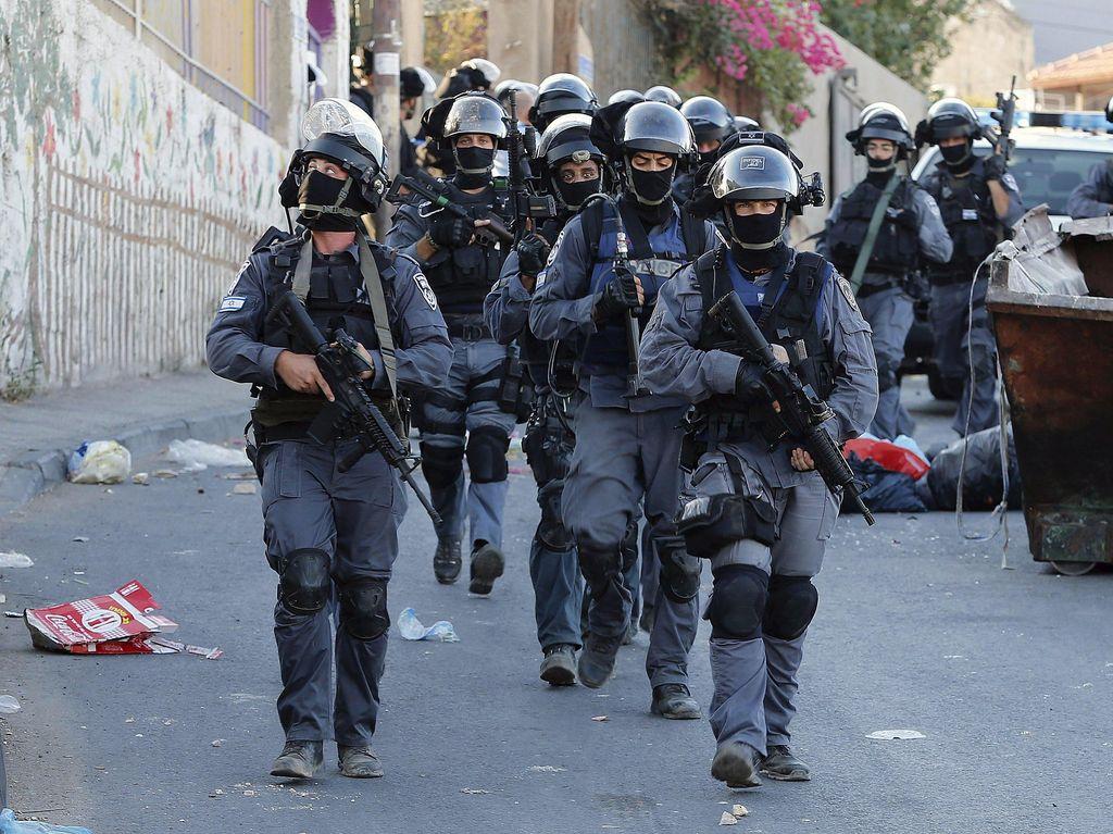 2 Tokoh Palestina Sempat Ditangkap Israel Terkait Protes di Al-Aqsa