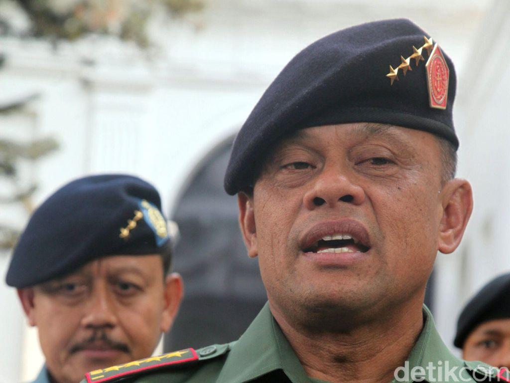 Panglima TNI: Kasus Penganiayaan Polantas di Mampang Sedang Diproses