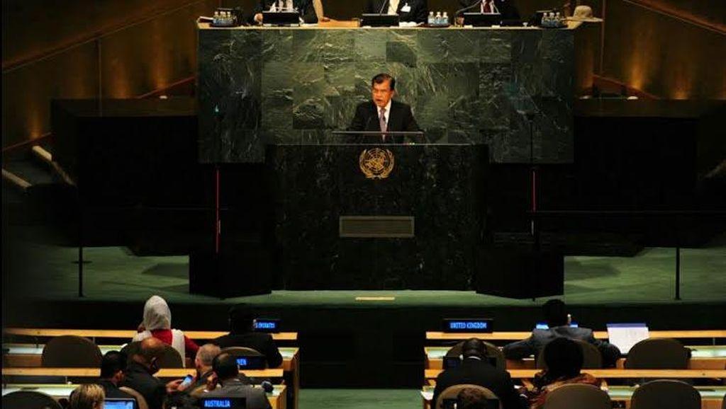 Indonesia Berjuang Jadi Anggota Tak Tetap DK PBB
