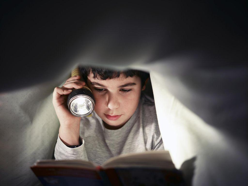 Meningkatkan Kegemaran Baca Anak di Era Digital