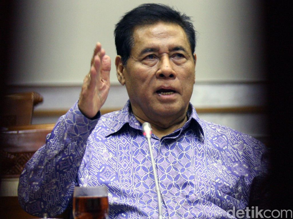 Undip Berduka Eks Menteri Kehakiman Prof Muladi Meninggal Dunia