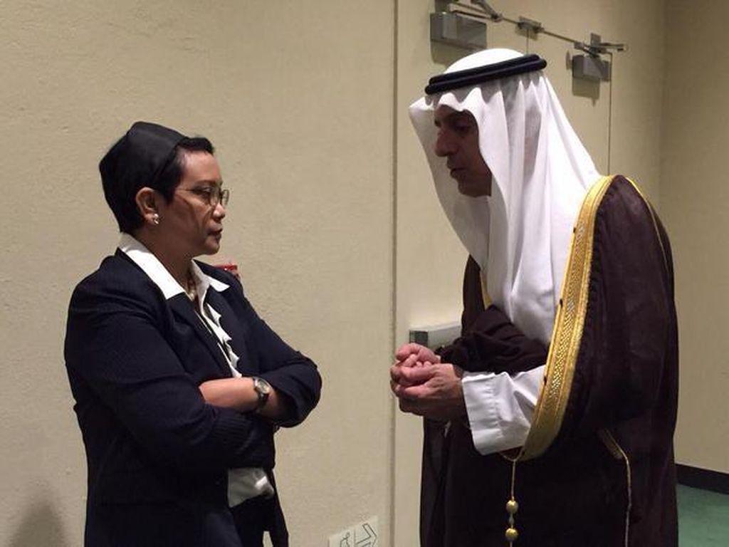 Menlu Saudi Akan ke RI Bahas Kerja Sama Keagamaan hingga Dagang