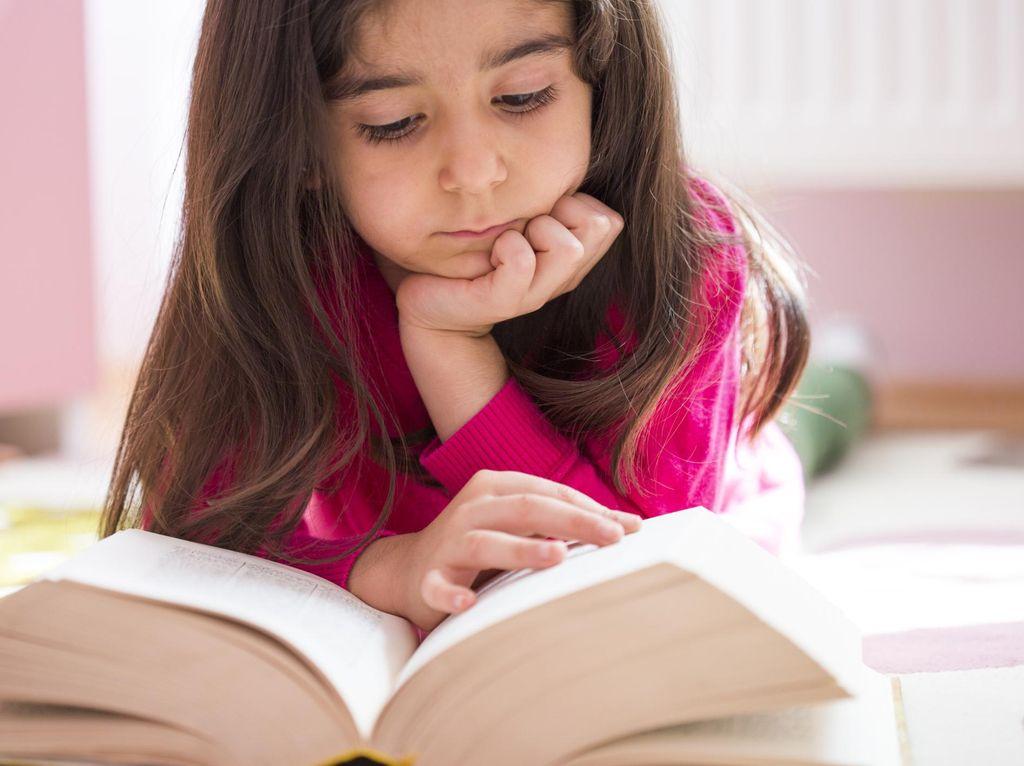 Bun, Yuk Manfaatkan Teknologi untuk Tumbuhkan Minat Baca Anak