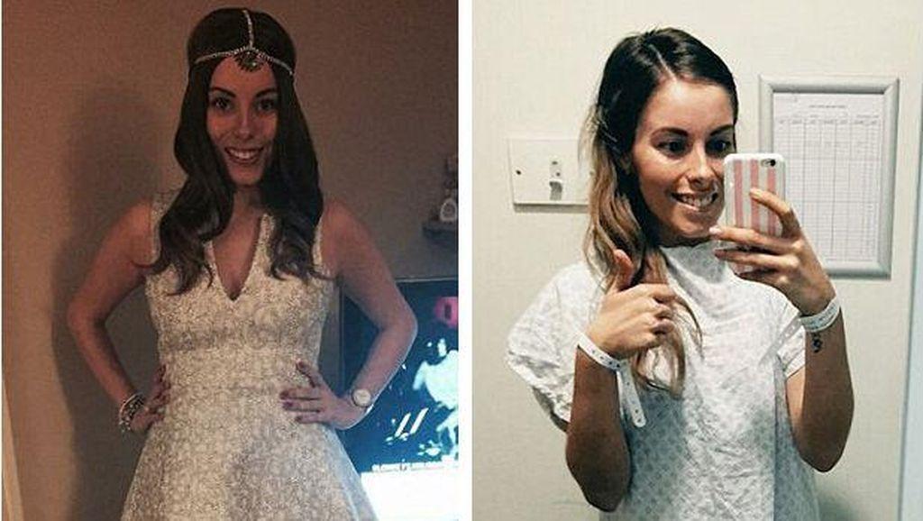 Kram Perut Disepelekan, Kirstie Meninggal Karena Kanker Serviks