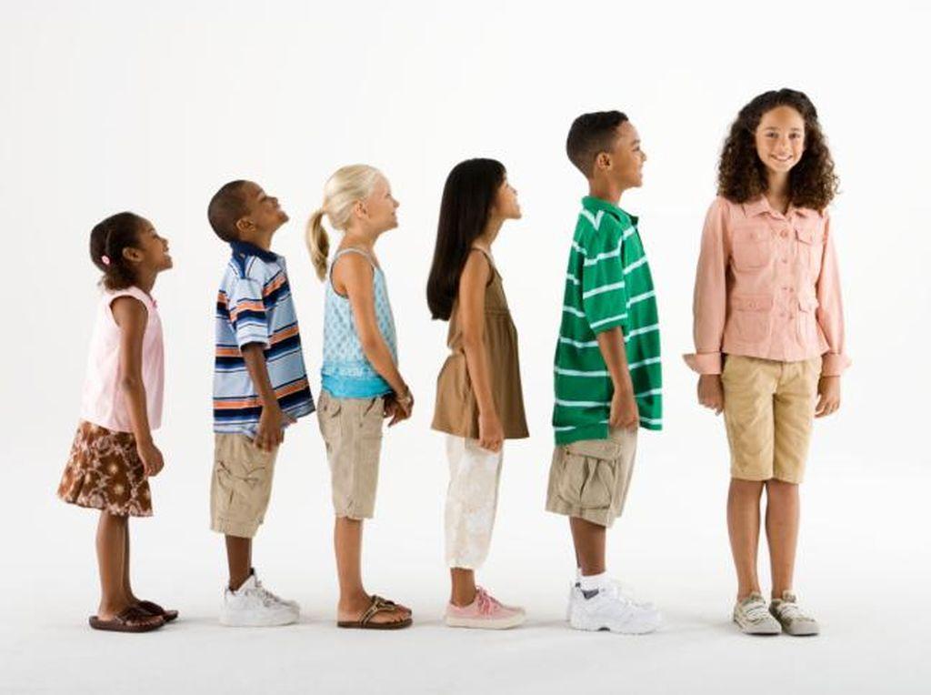 Menambahkan Hormon Pertumbuhan Efektif Atasi Anak yang Tumbuh Pendek?