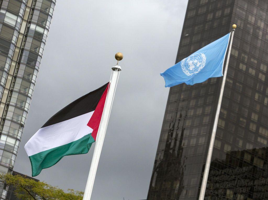 Negara Arab Bertekad Gagalkan Upaya Israel Jadi Anggota DK PBB