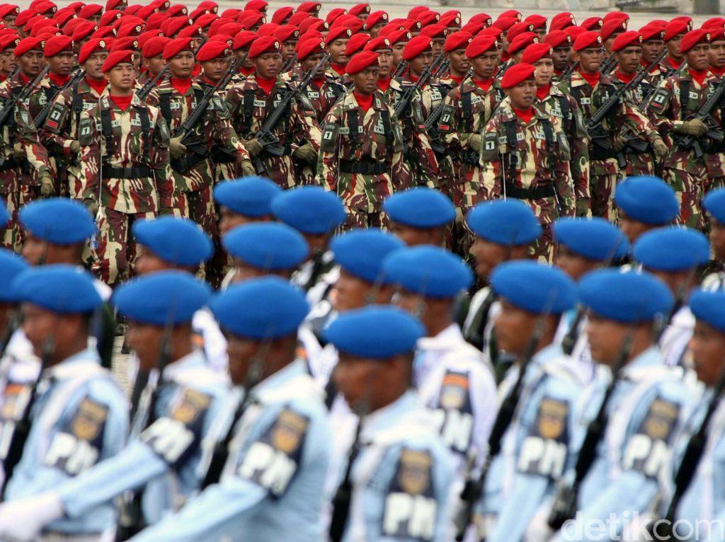 Panglima TNI Rotasi 62 Perwira, Danjen Kopassus Ikut Diganti