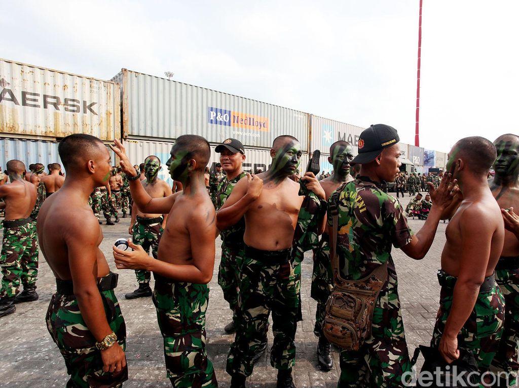 Pecat Tentara Gay, TNI Tegaskan Tak Akan Terima LGBT Jadi Prajurit