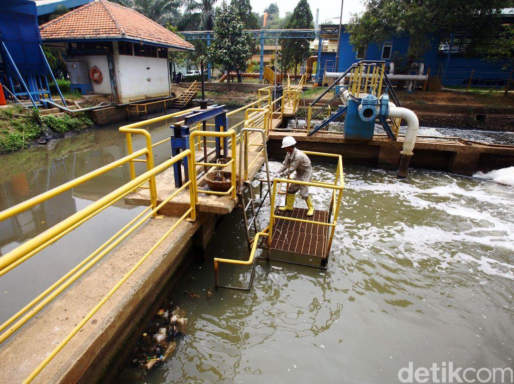 Kebutuhan Meningkat, Adhi Karya Bidik Bisnis Air Bersih