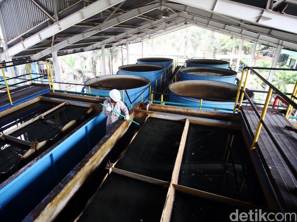 Maaf, Layanan Air Bersih Palyja di Daerah Ini Terganggu