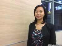 Sutradara film The Santri, Livi Zheng
