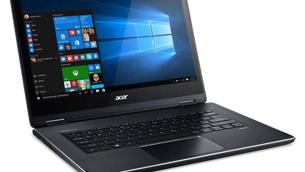 Acer meluncurkan perangkat personal computer (PC) Aspire Z3-700 dan notebook Aspire R 14 yang sudah disematkan sistem operasi Windows 10.