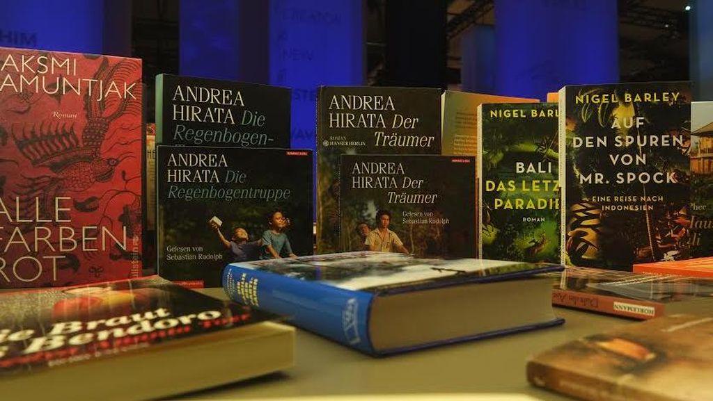 Indonesia Kembali Unjuk Gigi di Frankfurt Book Fair 2016
