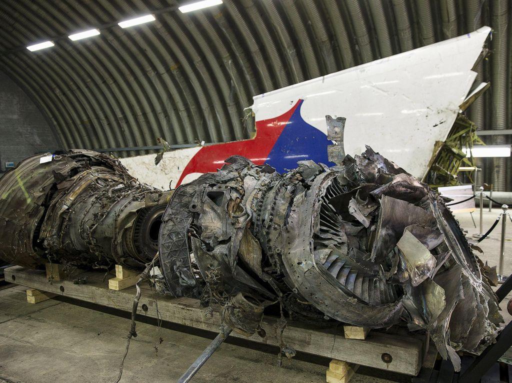 Mahathir Tak Senang Penetapan Tersangka MH17, PM Belanda: Bikin Bingung