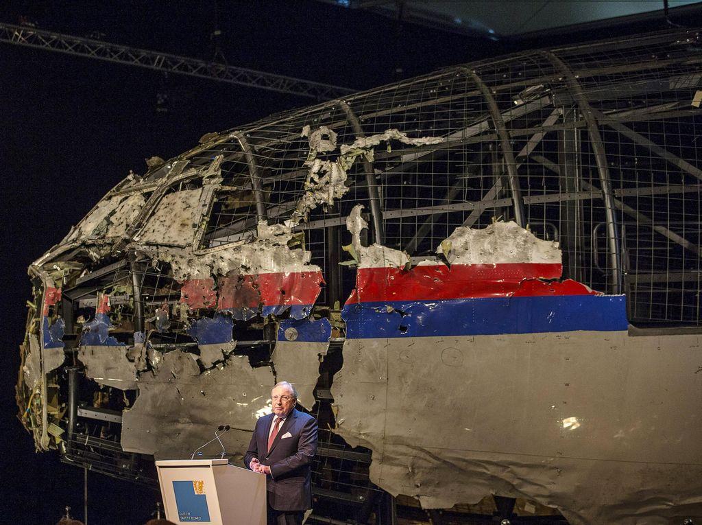 Putin: Penyelidikan MH17 Tidak Tunjukkan Bukti Rusia Bersalah