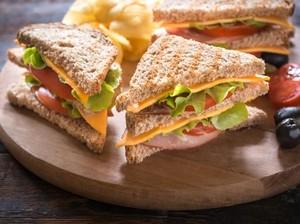 Roti Isi Keju Pasti Disukai si Kecil, Bikin Sendiri dengan 4 Variasi Ini