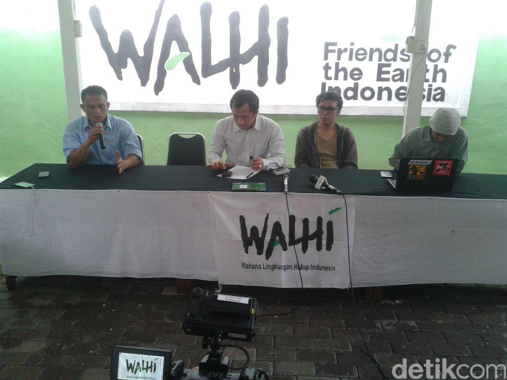 Walhi Gugat Gubernur Aceh Terkait Izin Pembangunan PLTA Tampur-I