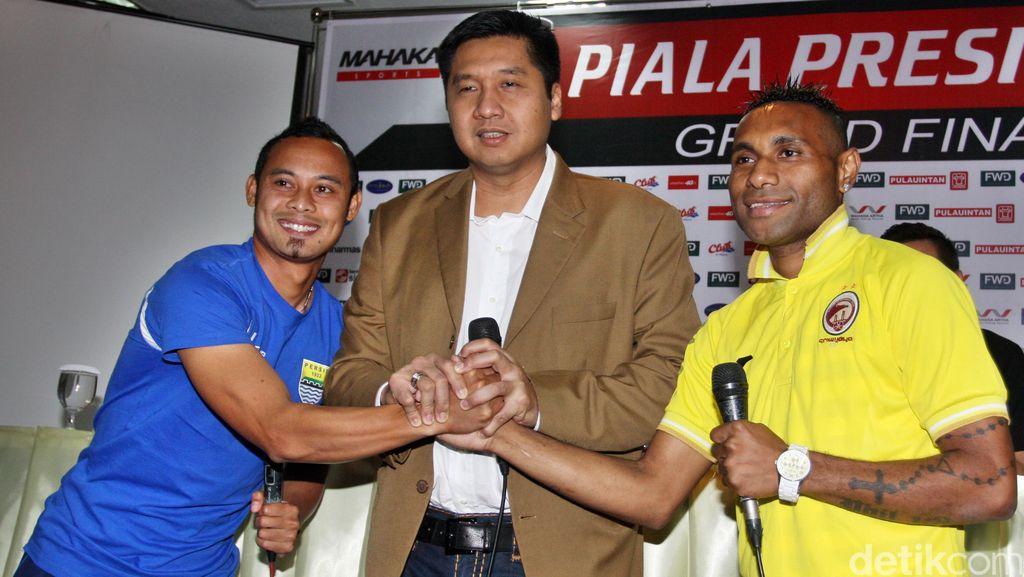 Panitia Piala Presiden: Mari Tonton Final Happy Ending Tanpa Kerusuhan