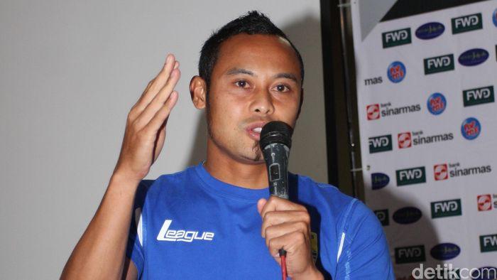 Atep (Lamhot Aritonang/detikSport)