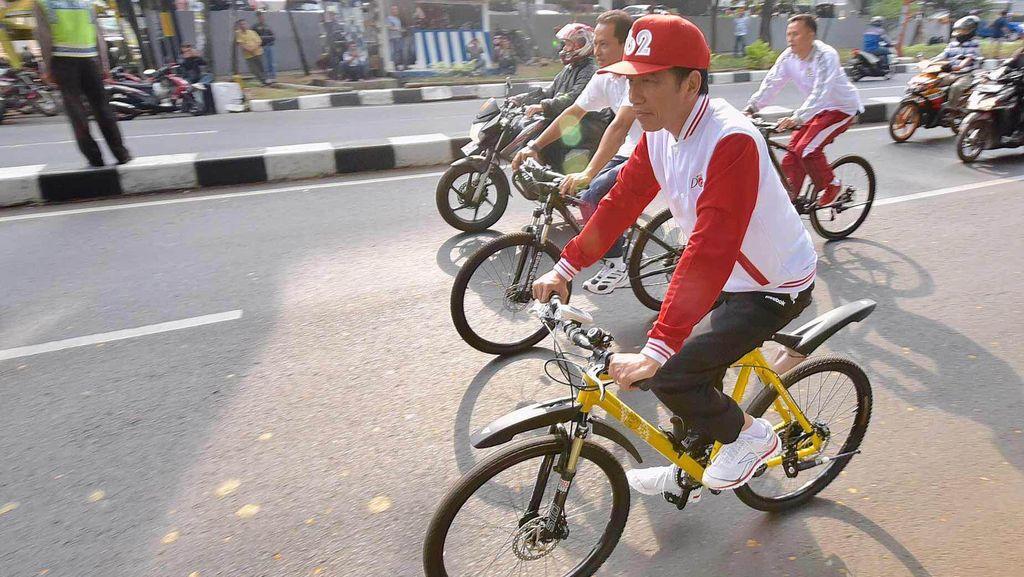 Gaet Pemilih Milenial, Jokowi Disarankan Pilih Cawapres Muda