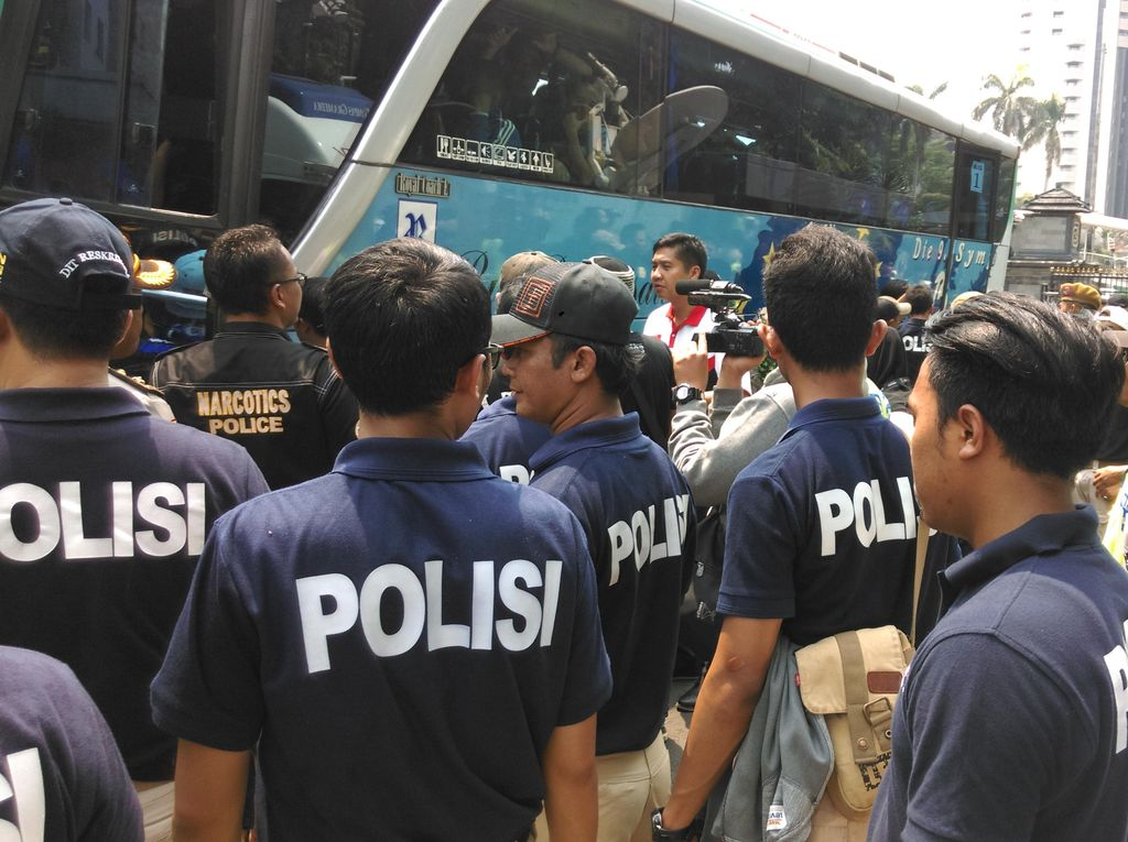 Polisi Tingkatkan Pengamanan Jelang Final Piala Presiden Usai