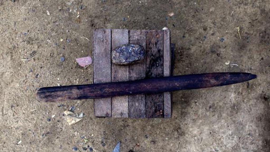 Foto-foto Praktik Usang Setrika Payudara di Kamerun