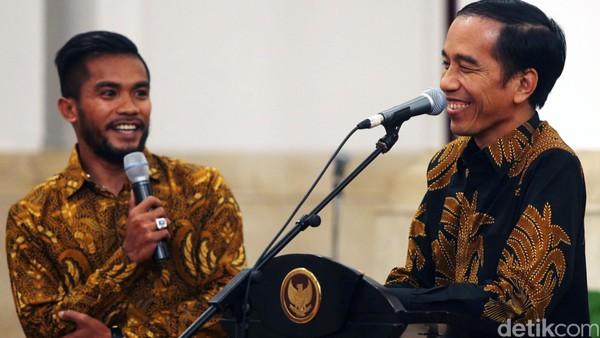 Jokowi ke Yogyakarta, Buka Turnamen Sepakbola Piala Presiden 2017