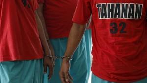 Kabur dari Tahanan Bali, WN Peru Ditangkap di Pekanbaru